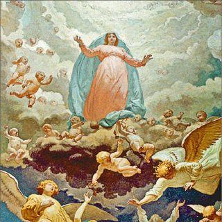 Mary & Purgatory