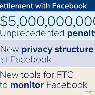 La multa de 5 billones de dólares a Facebook explicada y comentada @RaymondOrta
