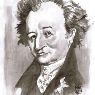 Giusto un po' di Goethe