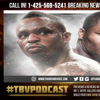 ☎️Luis Ortiz Accepts  Verbal😱Challenge From Dillian Whyte🔥For a Heavyweight Showdown❗️