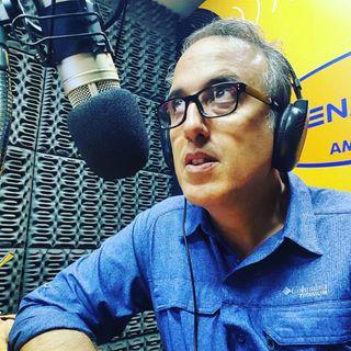 Episodio 29: Periodismo en Primera Persona con Gustavo Tubio