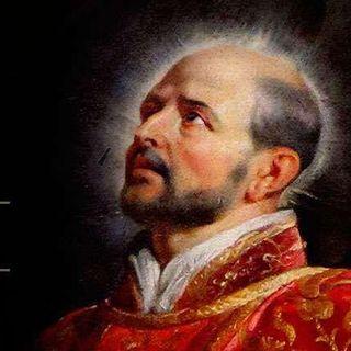 San Ignacio de Loyola, fundador de la Compañía de Jesús