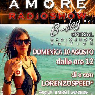 LORENZOSPEED* presents AMORE Radio Show