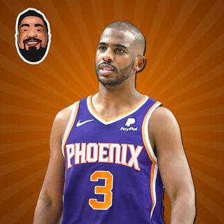 Phoenix Suns é o melhor time da temporada? ;e Até onde pode chegar LeBron James? - Na Tábua #33