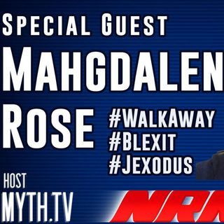 (AUDIO) NRN Tonight 3-8-2019 NRN Tonight Guest @MahgadaleRose #IWD2019 #SheInspiresMe #WalkAway #Blexit #Jexodus