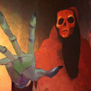 ¿Qué son los cuentos de terror?