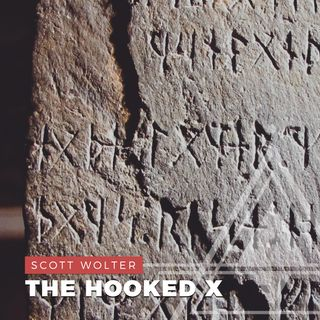 S01E19 - Scott Wolter // The Hooked X and the Secret History of America