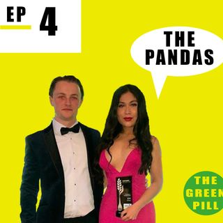 Jack and Maliha: AKA Panda Packaging
