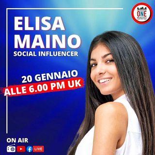 Elisa Maino, la star italiana del web