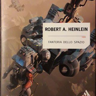 Fanteria dello spazio, di Robert Heinlein