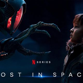 TV Party Tonight: Lost in Space Season 1 (Netflix Series)