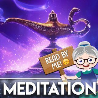 Aladdin - Meditation