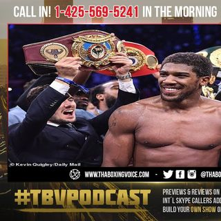 ☎️Is Anthony Joshua The 🙌🏽Best Heavyweight in Boxing❓
