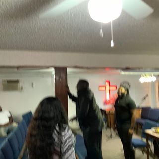 Episode 125 - God's Day with Lady Aunqunic Collins -  Sunday Morning Worship on 2.23.2020