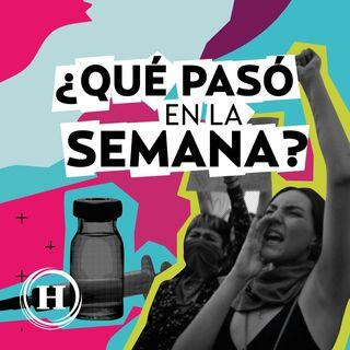 ¿Qué pasó en la semana? I Marcha feminista y casos de sarampión en CDMX