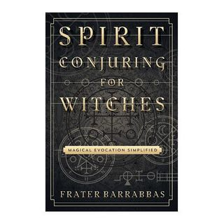 Frater Barrabbas -  Author  and Practitioner Witchcraft and High Magic