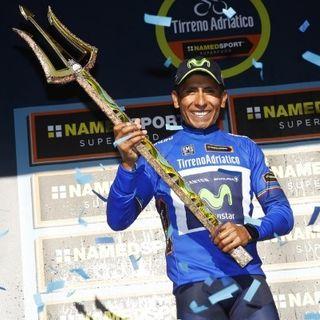 Quintana, campeón de la Tirreno-Adriático por segunda vez