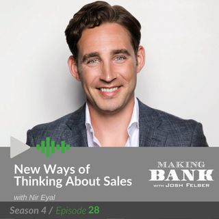 New Ways of Thinking About Sales with guest Phil Jones #Making Bank S4E28