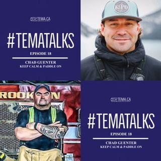 #TemaTalks Episode 18: Chad Guenter