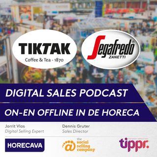 #9 Tiktak Segafredo - On- en Offline Sales en Marketing in de Horeca
