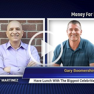 Creating A Real Estate Cash With Gary Boomershine