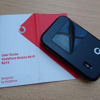 Thanking @macolgan Vodafone R215 #jailbreak