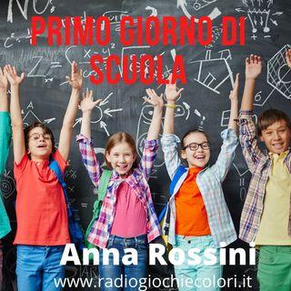 Primo giorno di scuola (Anna Rossini Marcuzzo)