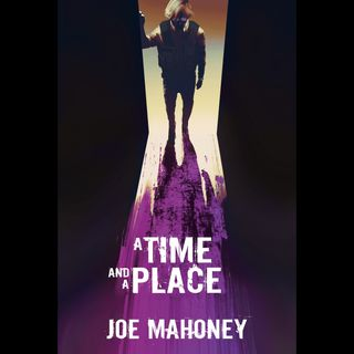 "Joe Mahoney Visits The Coffee Shop to Discuss ""A Time and A Place"""