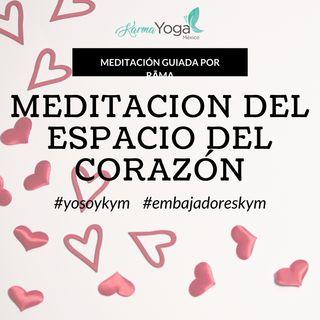 Meditación en el espacio del corazón