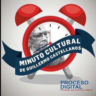 Minuto Cultural 14 marzo 2020