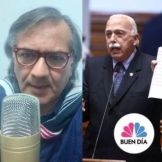 """Carlos Tubino: """"PPK fue responsable de vacancia. Fuerza Popular respeta Constitución"""""""