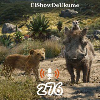 El rey león | ElShowDeUkume 276