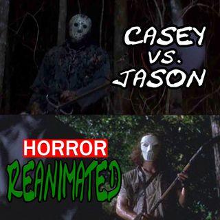 Casey Jones vs Jason - Friday the 13th Teenage Mutant Ninja Turtles Crossover