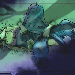 Sleep Paralysis Horror Stories