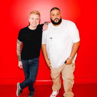 "DJ Khaled Talks About Being A Father, ""Grateful"" and More!"