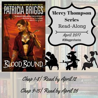 Ep 88: 3B1S | Blood Bound (MT#2) Read-Along Discussion 1 of 2