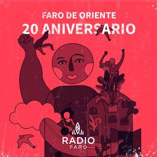 Radio FARO en la vida de la Fábrica de Artes y Oficios de Oriente