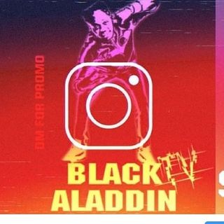 Black Aladdin Radio