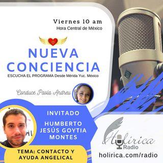 Nueva conciencia entrevista con Humberto Goytia