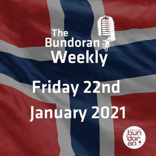 121 - The Bundoran Weekly - Friday 22nd January 2021