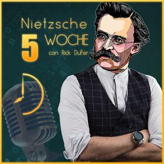 Contro la Storia e la Scienza: Nietzsche e la Volontà di Potenza - #NietzscheWoche 5