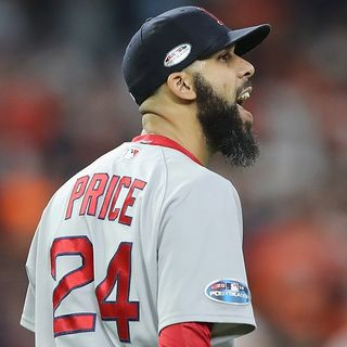 Red Sox Ace David Price Finally Earns First Playoff Win As Starter