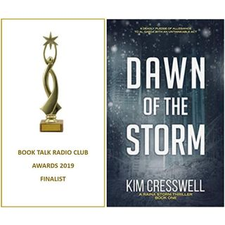 Kim Cresswell Finalist Interview 18 December 2019