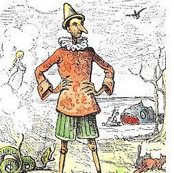 34 - Le avventure di Pinocchio