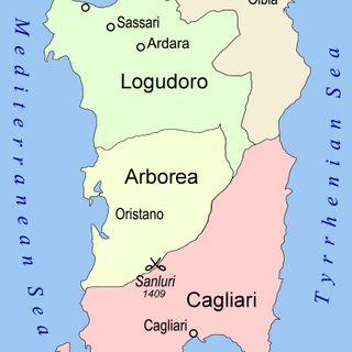 La Sardegna Giudicale - Le Storie di Ieri