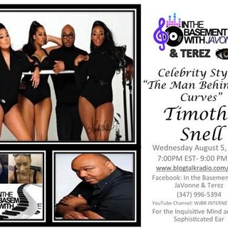 Timothy Snell In The Basement with JaVonne & Terez