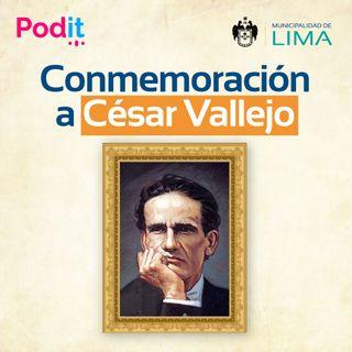 Especial Abril | César Vallejo