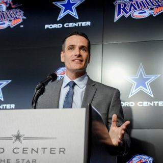 Sports of All Sorts: Major League Lacrosse Dallas Rattlers President Bill Goren
