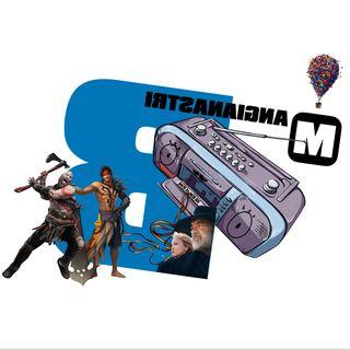 LATO B(OY) - Tom Hanks, Kratos e i loro amici burberi cercano di essere dei buoni papà - in collaborazione con CUF