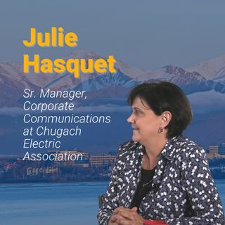 Corporate Communications and Community Efforts with Julie Hasquet